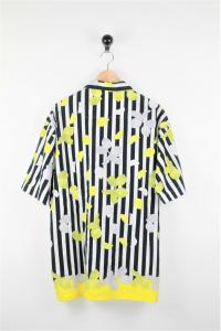 Camicia fantasia limoni