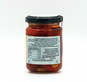 Peperoncini ripieni 140 grammi