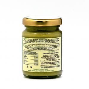 Crema di pistacchio siciliano 90 grammi