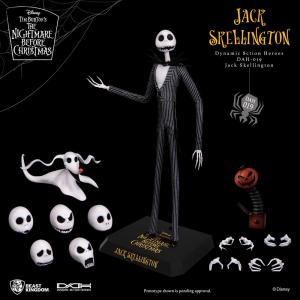 *PREORDER* Nightmare Before Christmas: JACK SKELLINGTON by Beast Kingdom