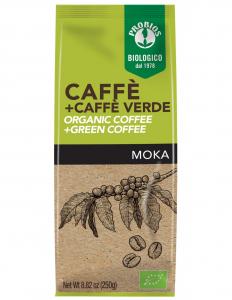 CAFFE' CON CAFFE' VERDE