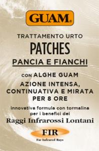 GUAM PATCHES TRATTAMENTO PANCIA/FIANCHI