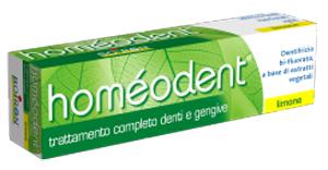 HOMEODENT 2 DENTIFRICIO LIMONE