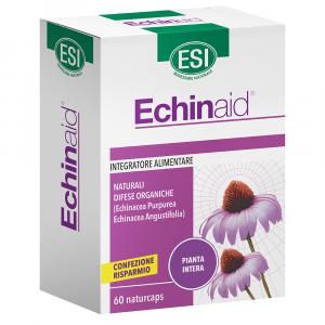 ECHINAID 60 CAPSULE - PER FAVORIRE LA NATURALI DIFESE ORGANICHE