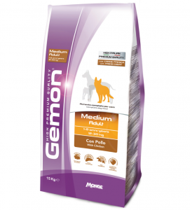 Gemon Dog - Medium Adult - 15kg