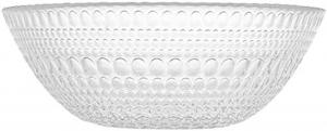 Coppetta gelato in vetro trasparente cm.5h diam.14