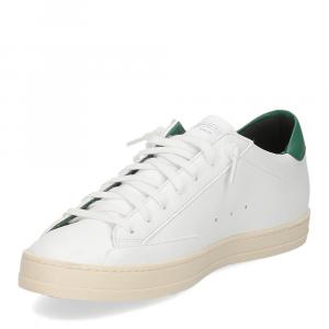 P448 John-M vegan white green-4