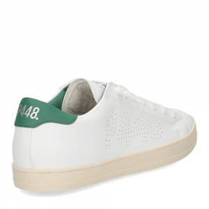 P448 John-M vegan white green-5