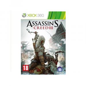 Assassin's Creed III - Usato - XBOX 360