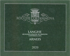 LANGHE DOC ARNEIS 2020