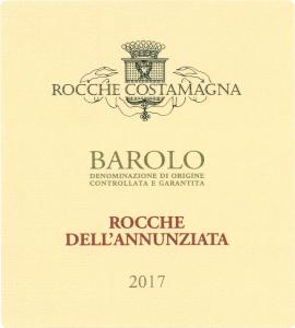 BAROLO DOCG ROCCHE DELL'ANNUNZIATA 2017
