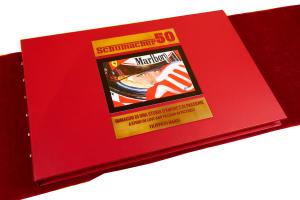 Schumacher 50 - Albumart - Immagini di una storia d'amore e passione