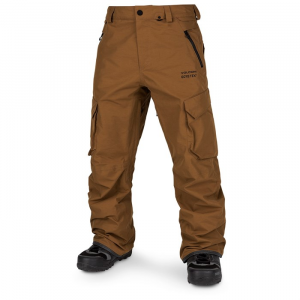 Pantaloni Snowboard Volcom LO Gore-Tex Pants Brown