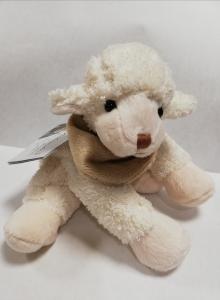 Peluche pecorella di Bukowski
