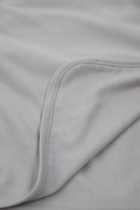 Coperta clinica 75x100 in jersey di bambù