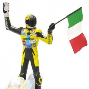 Figurine Valentino Rossi GP125 1996 1/12