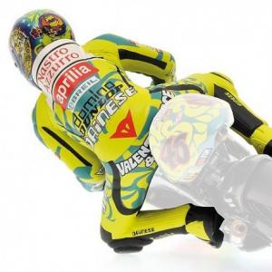 Valentino Rossi Figurine 250ccm GP Mugello 1999 1/12