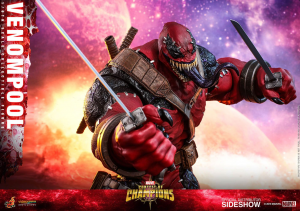Marvel: Contest of Champions Video Game 1/6: VENOMPOOL by Hot Toys