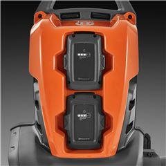 Soffiatore a batteria Husqvarna 340iBT (BATTERIA E CARICABATTERIE ESCLUSI)