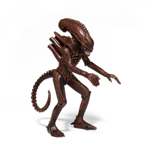 Aliens ReAction: ALIEN WARRIOR (Dusk Brown) by Super 7