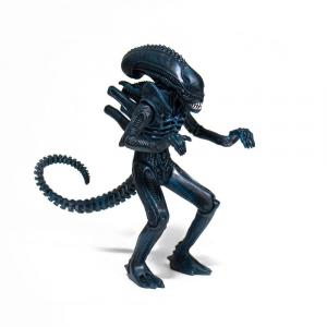 Aliens ReAction: ALIEN WARRIOR (Nightfall Blue) by Super 7