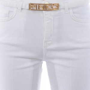 Jeans cropped PINKO 1J10KU.Y62N.Z08 -21