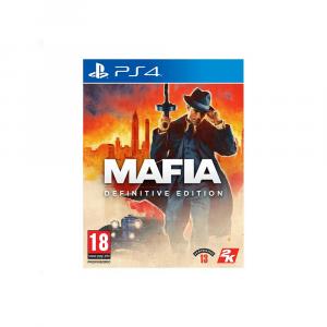 Mafia: Definitive Edition - USATO - PS4