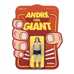ReAction Figure: André the Giant - Vest  by Super 7
