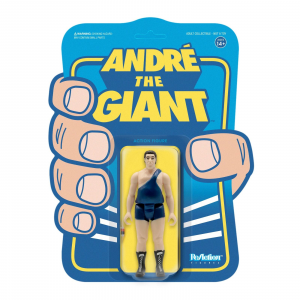 ReAction Figure: André the Giant Singlet by Super 7