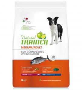 Trainer Natural - Medium - Adult - 12 kg x 3 sacchi