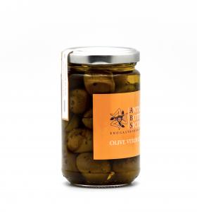 Olive verdi condite 280 grammi