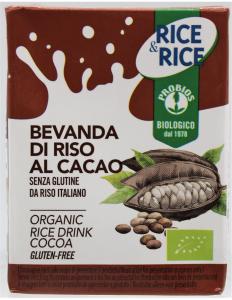 RICE&RICE BEVANDA RISO CON CACAO