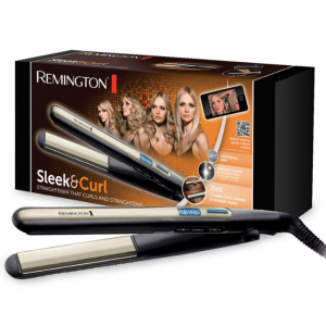 Remington S6500 messa in piega Piastra per capelli Caldo Nero 2,5 m
