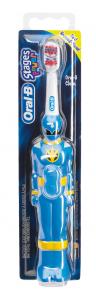 Oral-B Battery Brush Bambino Spazzolino oscillante Multicolore