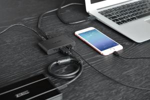 Sitecom CN-081 USB 2.0 Hub 4 Port