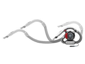 Black & Decker PD1200AV aspiratore portatile Senza sacchetto Grigio, Arancione