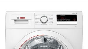 Bosch Serie 4 WTR85V08IT asciugatrice Libera installazione Caricamento frontale Bianco 8 kg A++