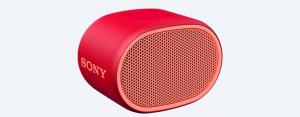 Sony SRS-XB01 Altoparlante portatile mono Rosso