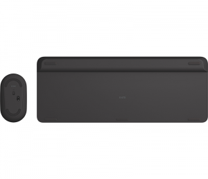 Logitech MK470 tastiera RF Wireless QWERTY Italiano Grafite