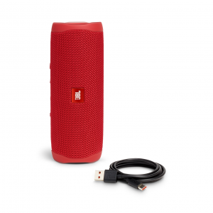 JBL FLIP 5 20 W Altoparlante portatile stereo Rosso