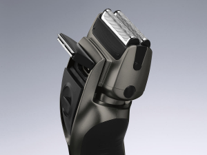Panasonic ES-RW33 Rasoio Trimmer Nero, Argento
