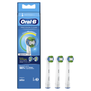 Oral-B 80338442 testina per spazzolino 3 pezzo(i) Blu, Verde, Bianco