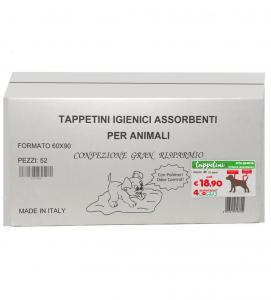 Eurofil - Megapack - Tappetini Igienici Assorbenti 60x90cm