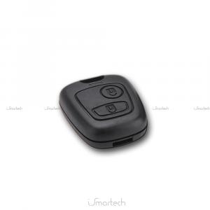 Guscio Cover 2 Tasti Per Telecomando Chiave Auto Toyota Aygo Gaso Scocca + Vite