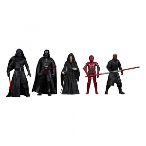 Star Wars Celebrate the Saga 5-Pack Sith by Hasbro