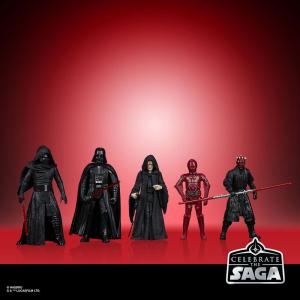 Star Wars Celebrate the Saga 5-Pack Sith by Hasbro