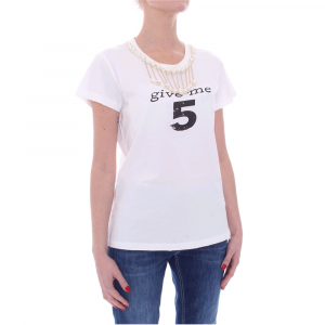 T-shirt PINKO 1G15NU.Y6YX.Z14 -21