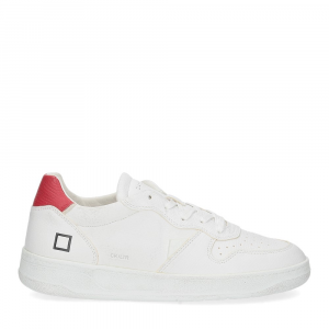D.A.T.E. Court calf white red-2
