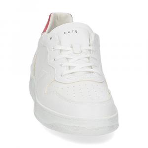 D.A.T.E. Court calf white red-3