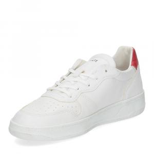 D.A.T.E. Court calf white red-4
